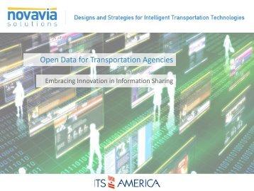 Open Data for Transportation Agencies.pdf