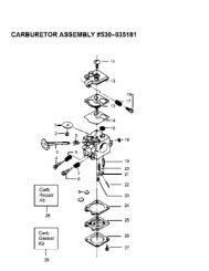 PP205 - Barrett Small Engine