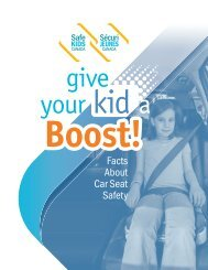 Give your kid a boost! Facts about car seat safety - Parachute