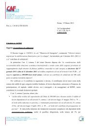 134/2012/TR/SS/GN Ai Corrispondenti CAF UIL SpA ... - uil varese