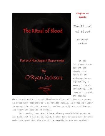 The Ritual of Blood - Wormhole Electric