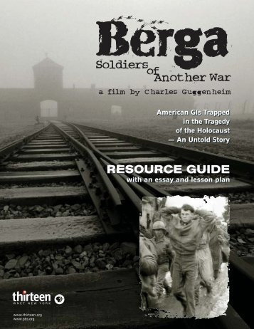 Berga Resource Guide - PBS