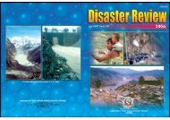 Annual Disaster Review 2006 - Department of Water Induced ...