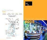 Rapport d'activité - CHU de Rouen