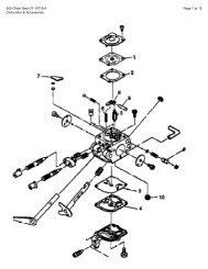 Homelite 200 UT-10719-A (list 2) - Barrett Small Engine