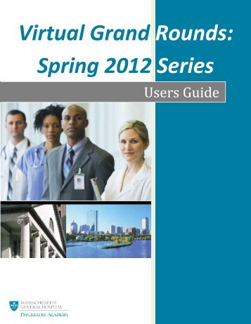 Virtual Grand Rounds: Spring 2012 Series