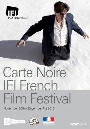 Download the Festival Brochure (PDF) - Irish Film Institute