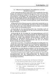Zuständigkeiten – § 4 - Buchhandel.de