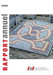 Rapport annuel 2008 - Schweizerischer Baumeisterverband