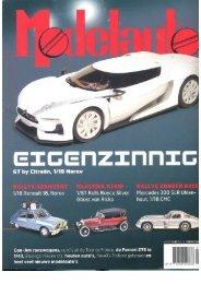 "1"" by Citroën, 1!1B Norev 1/18 Renault16, Norev 1/87 Rolls ... - CMC"
