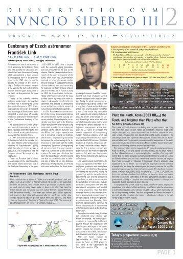 PDF 770 kB - Prague Relativistic Astrophysics