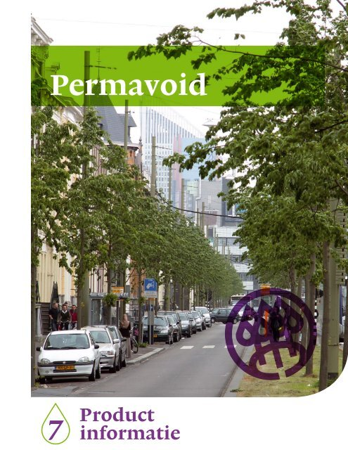 Permavoid 'Sandwich constructie' (pdf) - Nationale Bomenbank