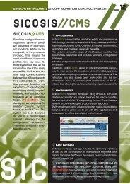 simulator integrated configuration control system - Tecnatom