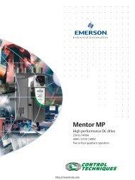 Mentor MP Brochure - Northern Industrial