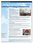 Solid-fuel Cooking in Restaurants - Harleysville Insurance - Page 2