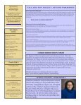 Fall 2013 Newsletter I.pdf - College of Arts and Sciences - University ... - Page 2