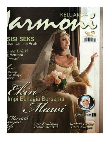Page 1 Page 2 OIeh: Hahaěza Ismail & I@ idah Zabidi wa n p Foto ...
