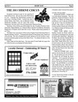 April 2011 - El Korah Shrine Temple - Page 5