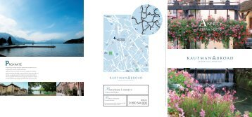 Appartements neufs à Annecy - programme ... - Kaufman & Broad