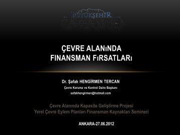 Proje Ortakları - REC Türkiye