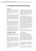 Omkostningsanalyse og konsekvensbeskrivelse - Page 6
