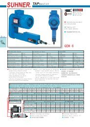 SUHNER® - Suhner Automation Expert