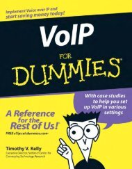 VoIP for Dummies (2005).pdf