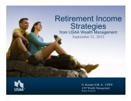 USAA - Military Officers Association of America