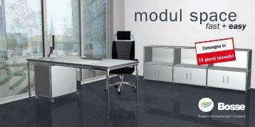 modul space