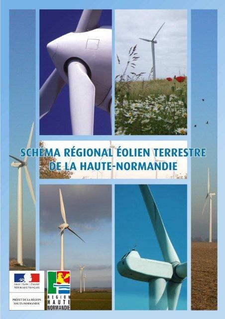 """Une annexe spécifique intitulée """"schéma régional éolien terrestre"""""""