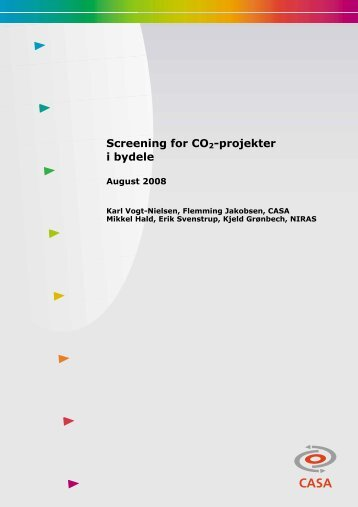 Screening for CO2-projekter i bydele - Center for Alternativ ...