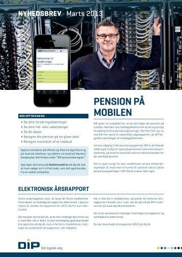 201303 Nyhedsbrev.pdf - DIP