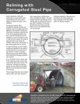 Relining with Corrugated Steel Pipe - Armtec - Page 2
