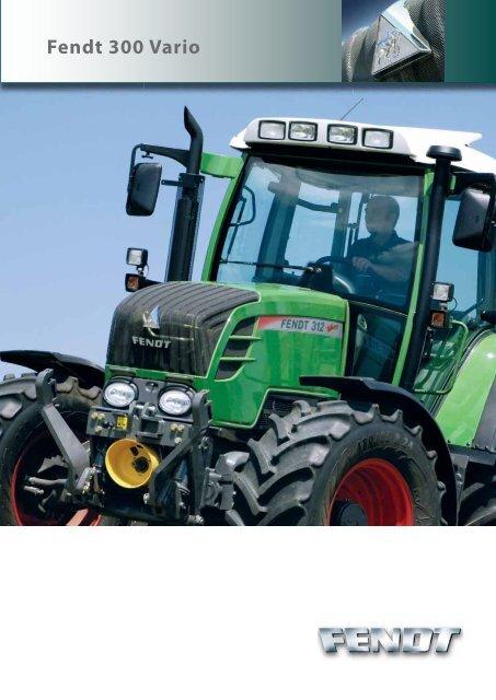 Fendt 300 Vario - AGCO GmbH