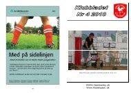 Klubbladet nr 4 2010 (Laila Holm's conflicted copy 2010 ... - Vammen