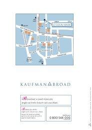 Appartements neufs à Saint Fons - programme ... - Kaufman & Broad