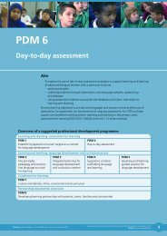 PDM 6 Day-to-day assessment - NALDIC