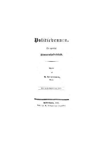 (Et ugenligt ISU Urtøicnøctt, - Hovedbiblioteket.info