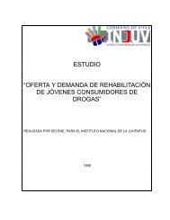 """ESTUDIO """"OFERTA Y DEMANDA DE ... - Inicio - Injuv"""