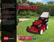Download Brochure - Brand New Mowers