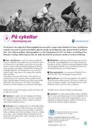 PÃ¥ cykeltur - og Fedtmosen