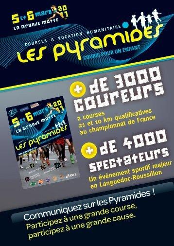 coureurs - Les Pyramides