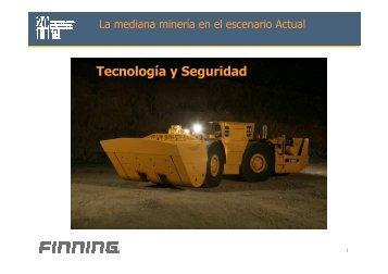 La mediana mineria en el escenario actual