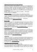 Projets retenus en 2009, décision 2010 - Rtbf - Page 4