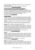 Projets retenus en 2009, décision 2010 - Rtbf - Page 5