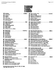 ST175G String Trimmer UT-20590-A Page 1 of 11 Accessories