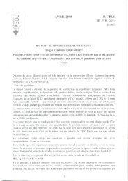Postulat Junod - rapport de minorité - SSP - Vaud / Syndicat des ...
