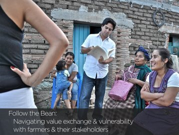 Follow the Bean: Navigating value exchange & vulnerability with ...