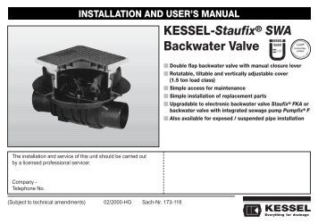 air admittance valve installation instructions
