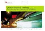 Sozioökonomische Aspekte und Partizipation - ESchT